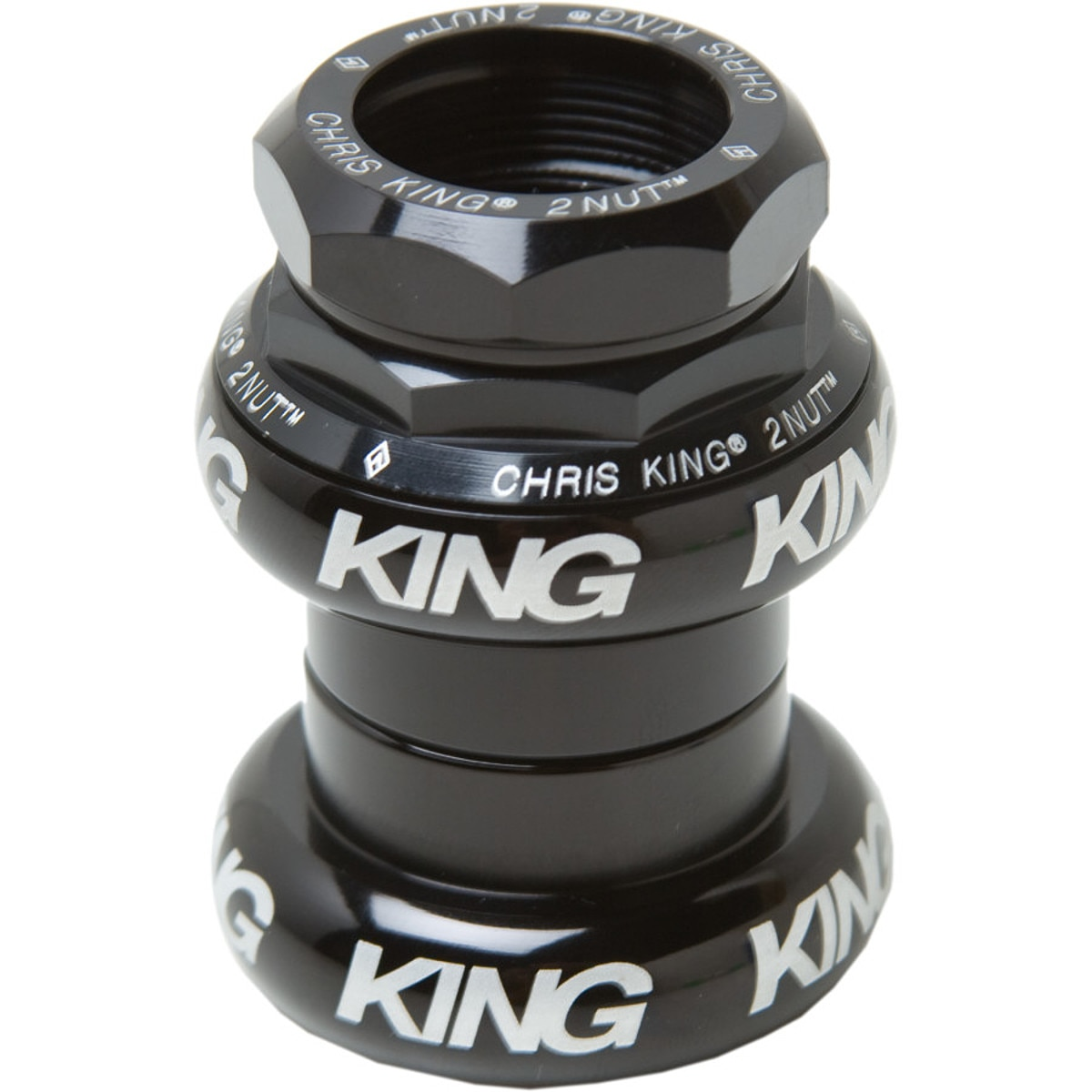 Chris King 2Nut Threadset Headset  1in