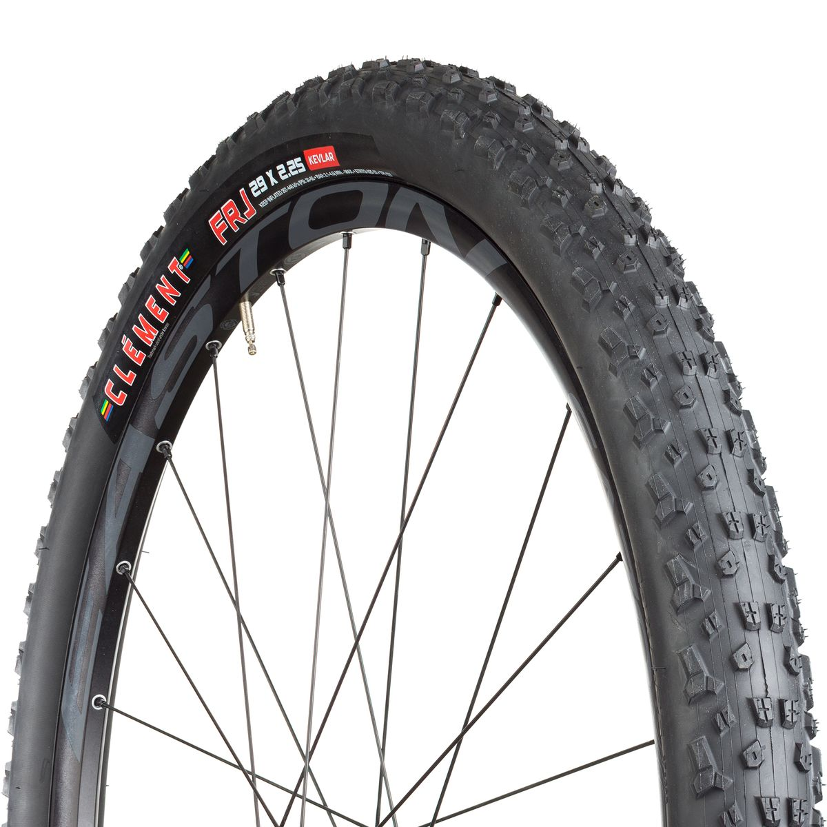 Clement FRJ 120TPI Tire  29in