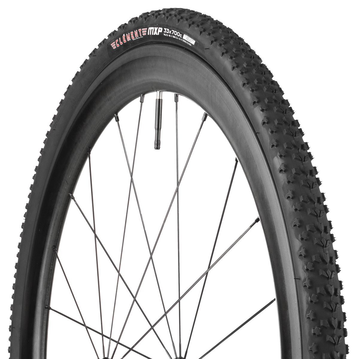 Clement MXP Tire  Tubeless
