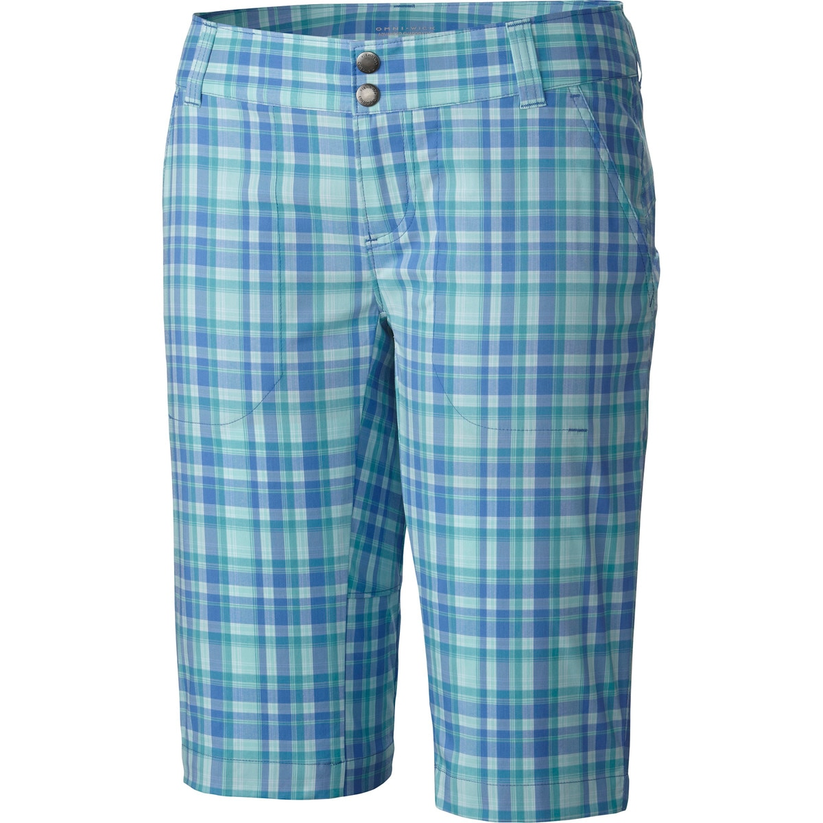 photo: Columbia Saturday Trail II Plaid Short