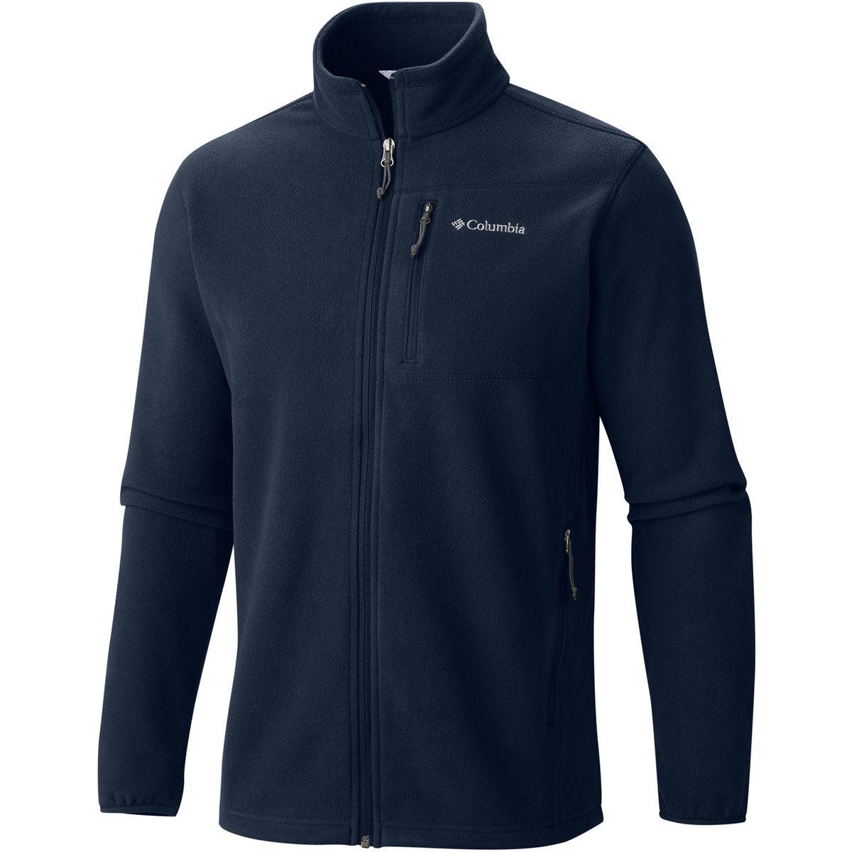Columbia Cascades Explorer Full-Zip Fleece Jacket - Men