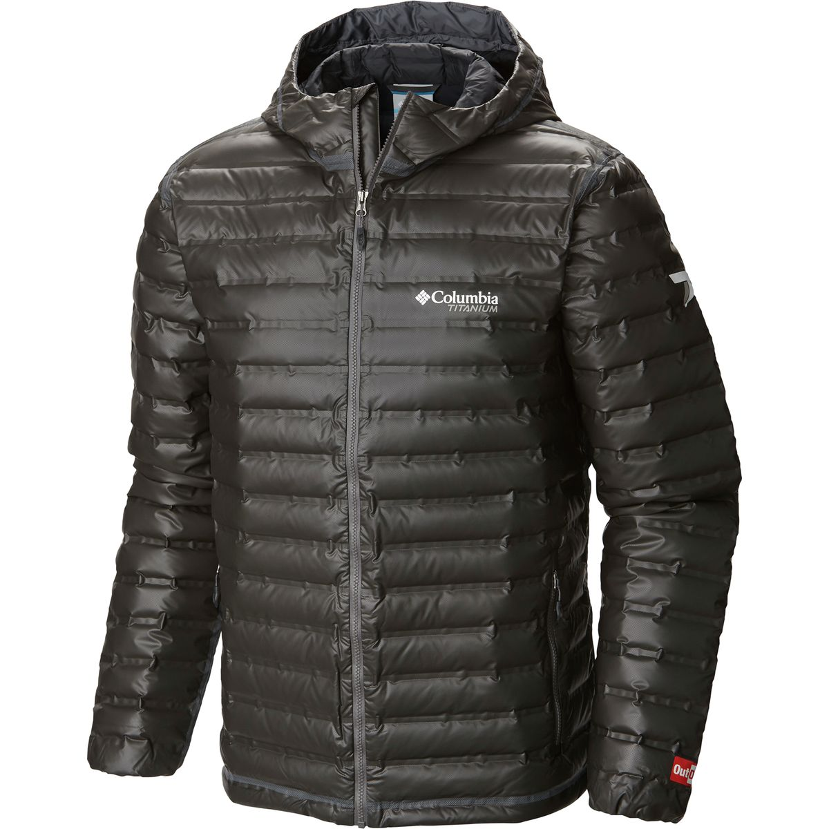 Columbia Outdry Ex Gold Down Hooded Jacket - Men