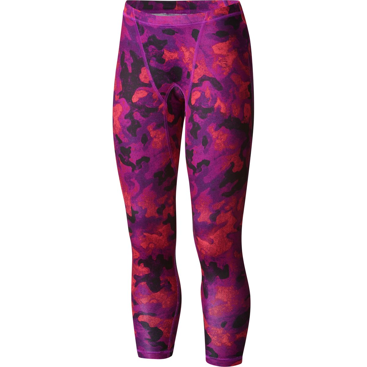 Columbia Midweight Printed Baselayer Tight - Girls