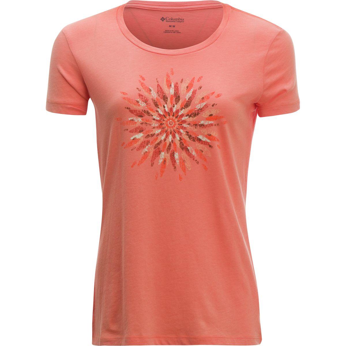 Columbia Daisy Day Medallion T-Shirt - Women