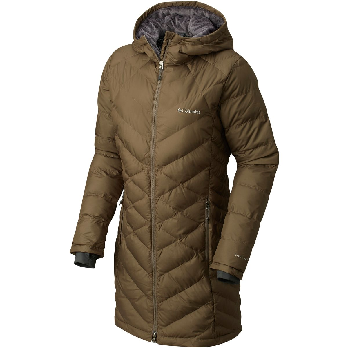 Columbia Heavenly Long Hooded Jacket - Women