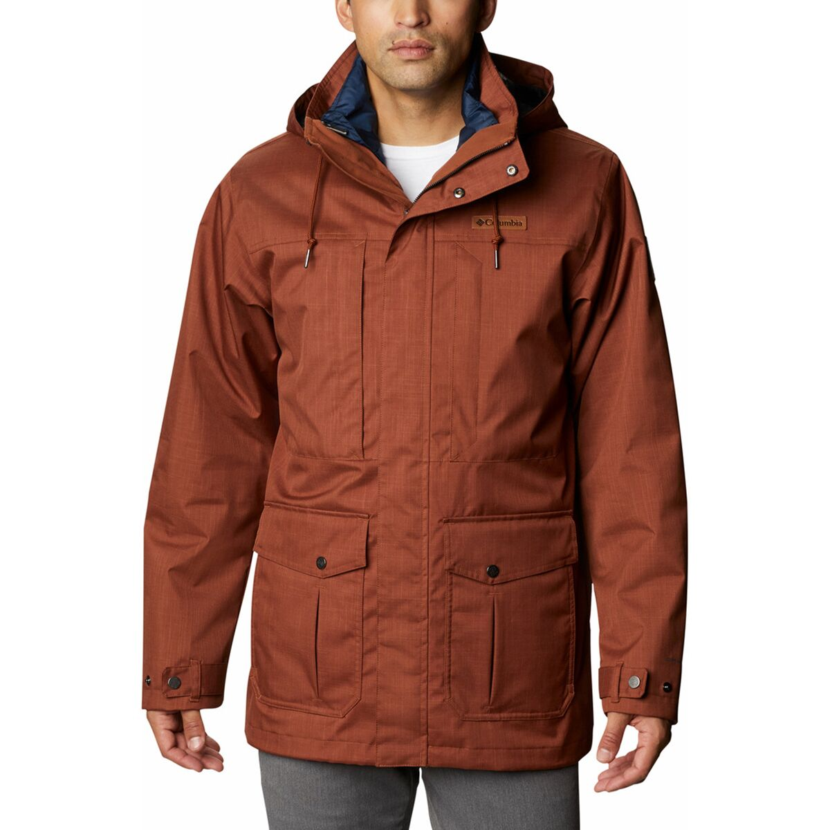 Horizons Pine Interchange Jacket - Men