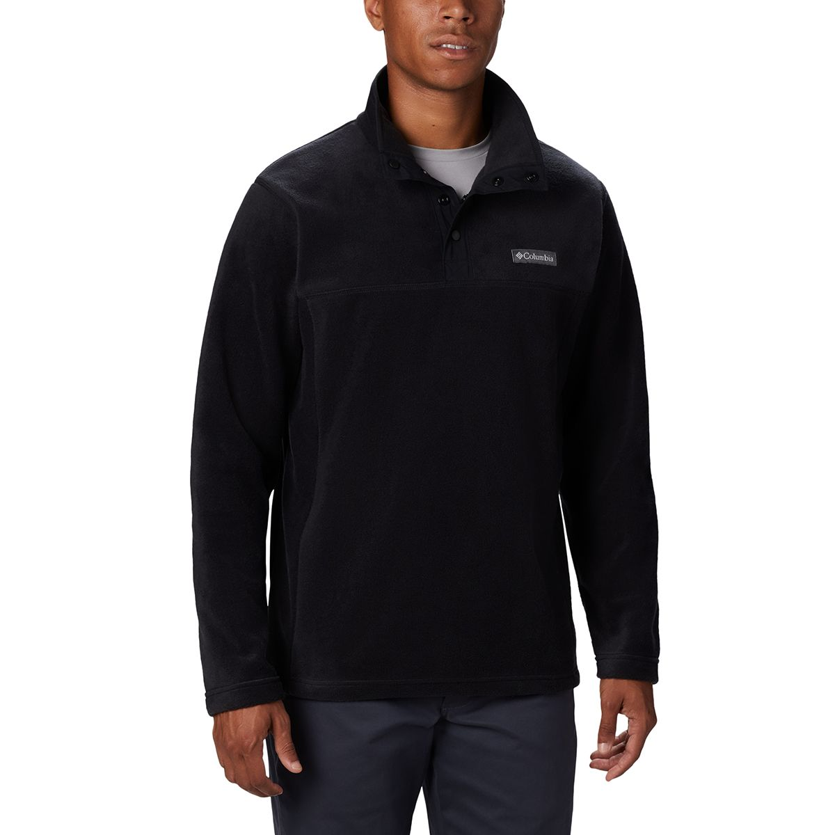 Steens Mountain 1/2-Snap Fleece Jacket - Men