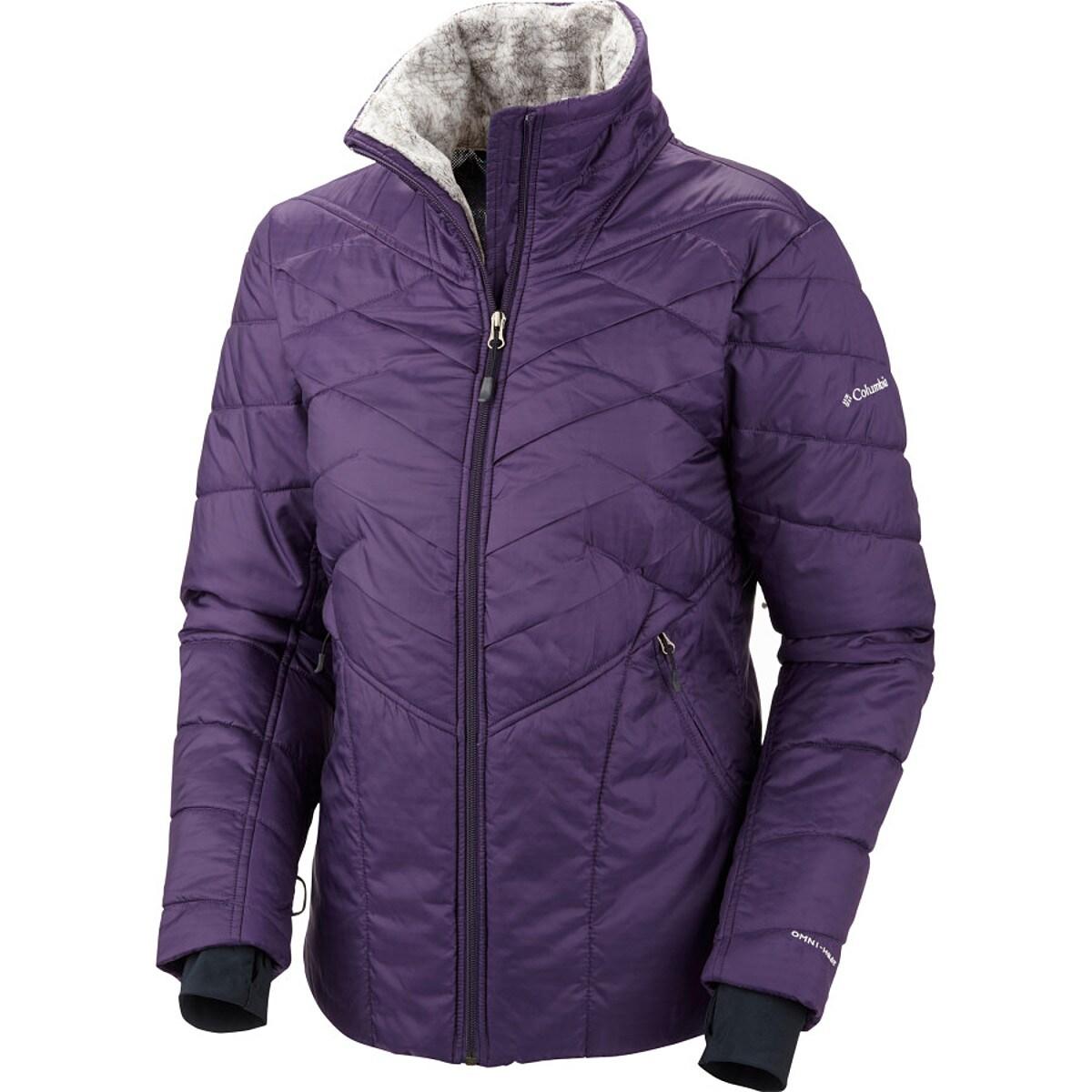 Columbia Kaleidaslope II Jacket - Women's Quill, XL