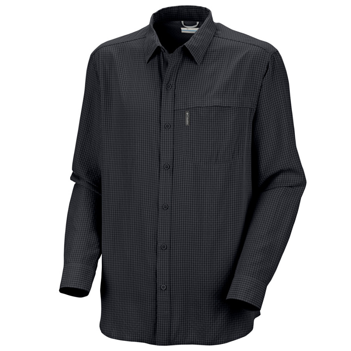 photo: Columbia McCarran Ridge Long Sleeve Shirt