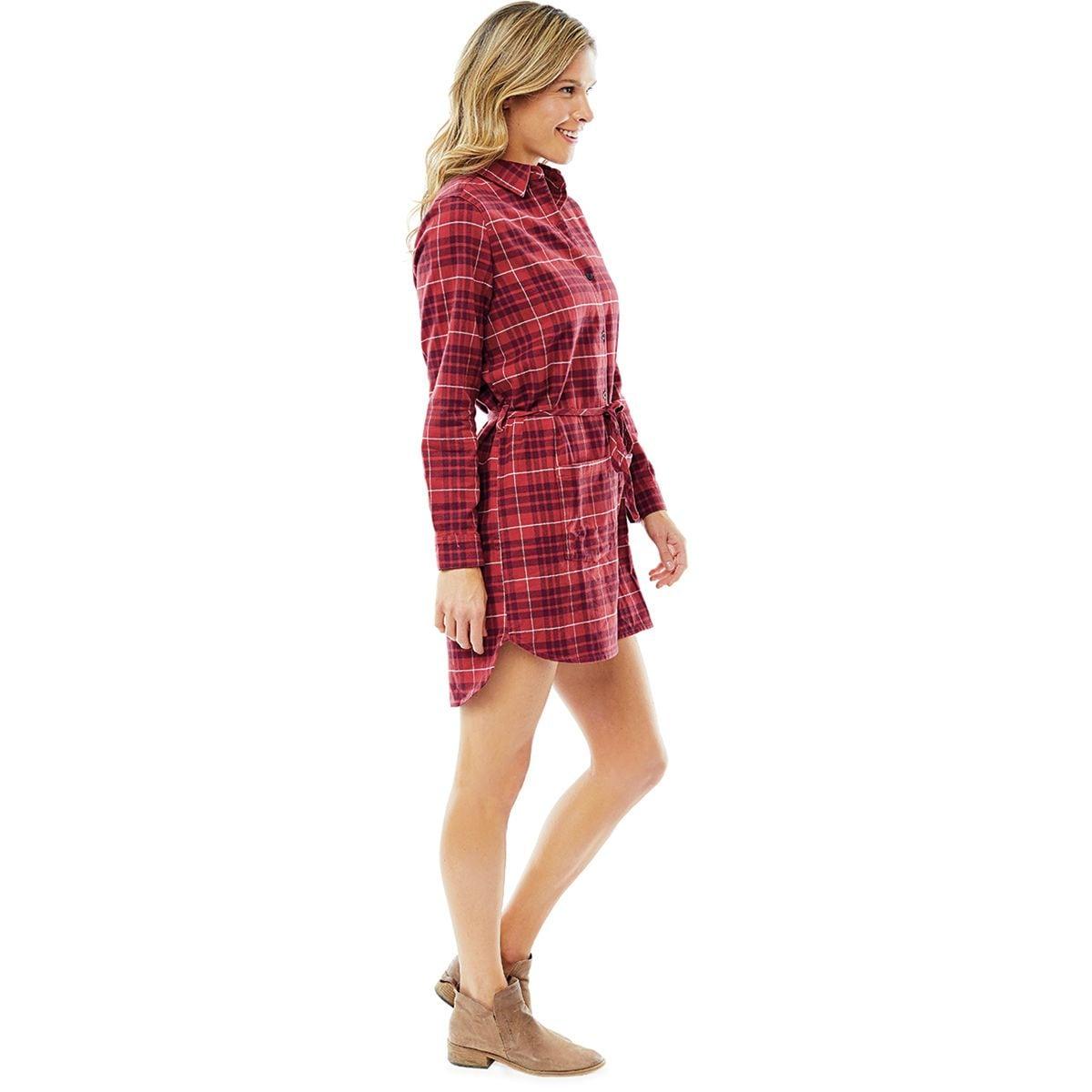 Creston Flannel Dress - Women