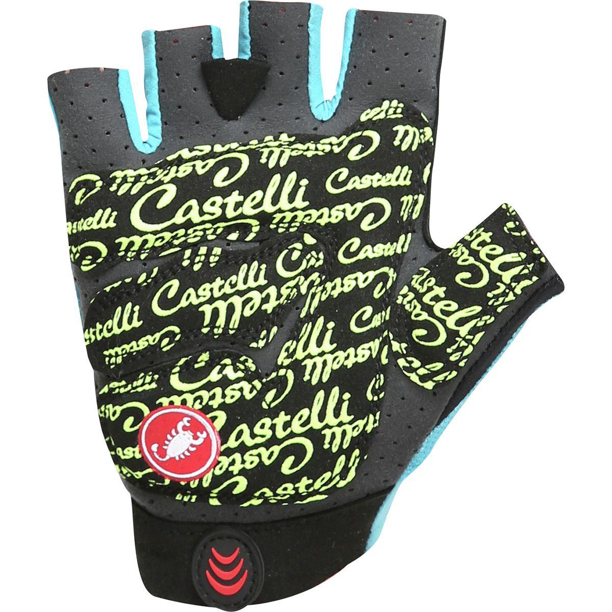 Castelli-Rosso-Corsa-Pave-Glove-Women-039-s miniature 9