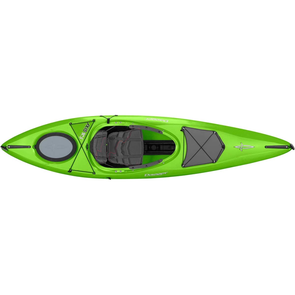Dagger Axis 105 Kayak Lime One Size