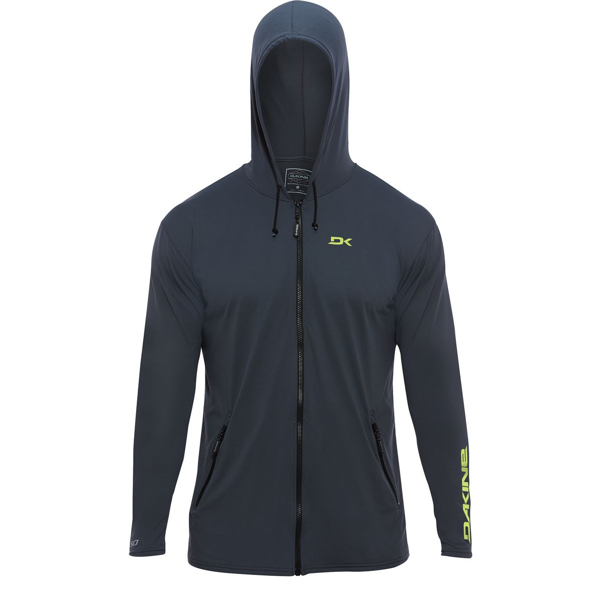photo: DaKine H2O-MAN L/S Front Zip Hoodie
