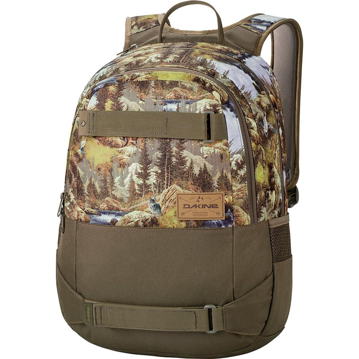 photo: DaKine Option daypack (under 2,000 cu in)
