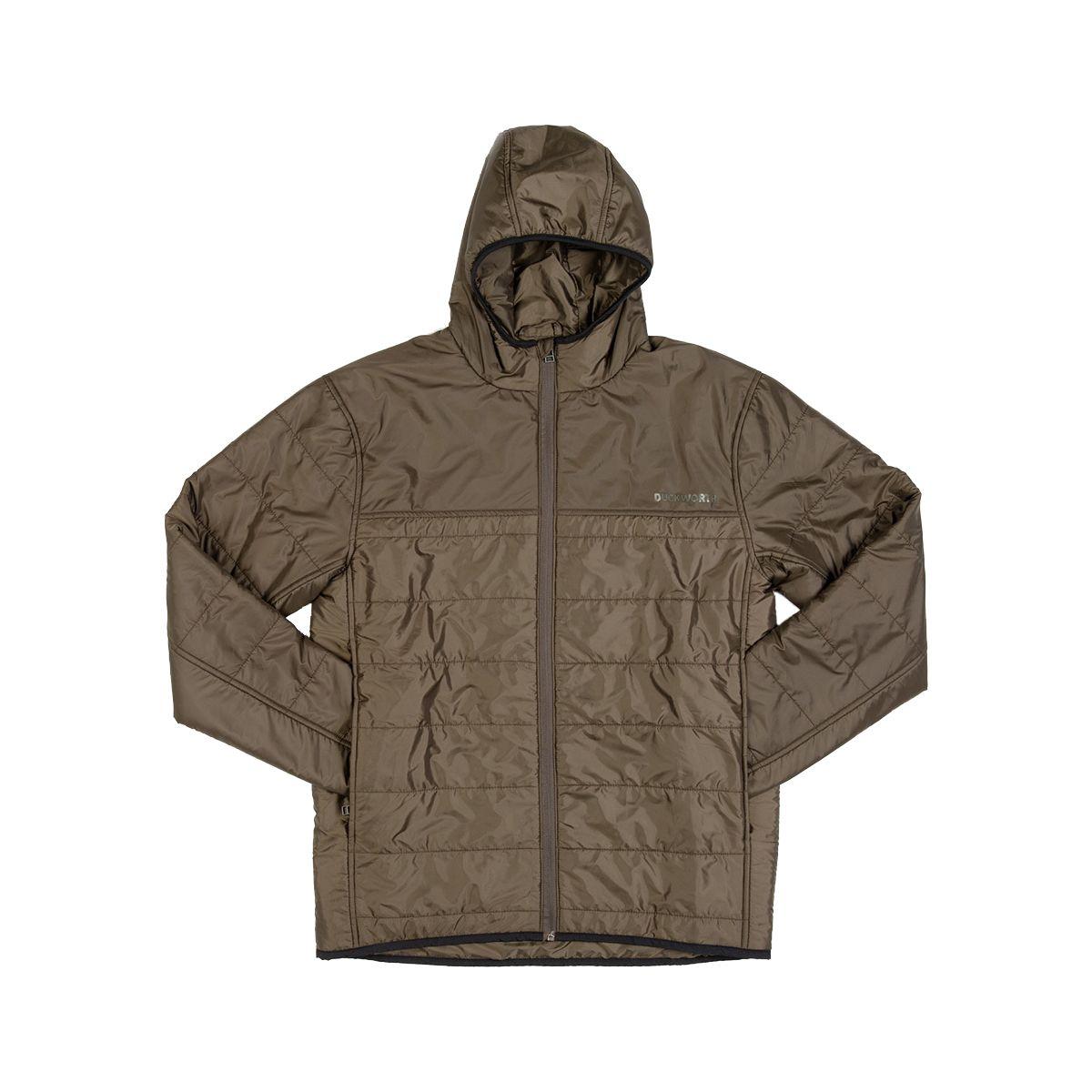 Duckworth WoolCloud Hooded Insulated Jacket - Men