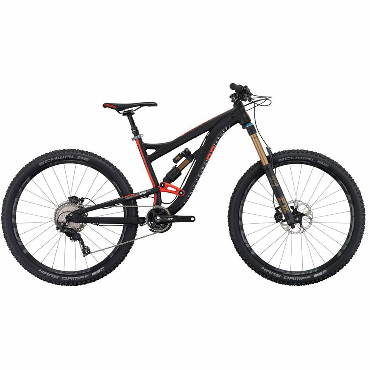 Diamondback Mission Pro XT Complete Mountain Bike - 2016 DMB002T