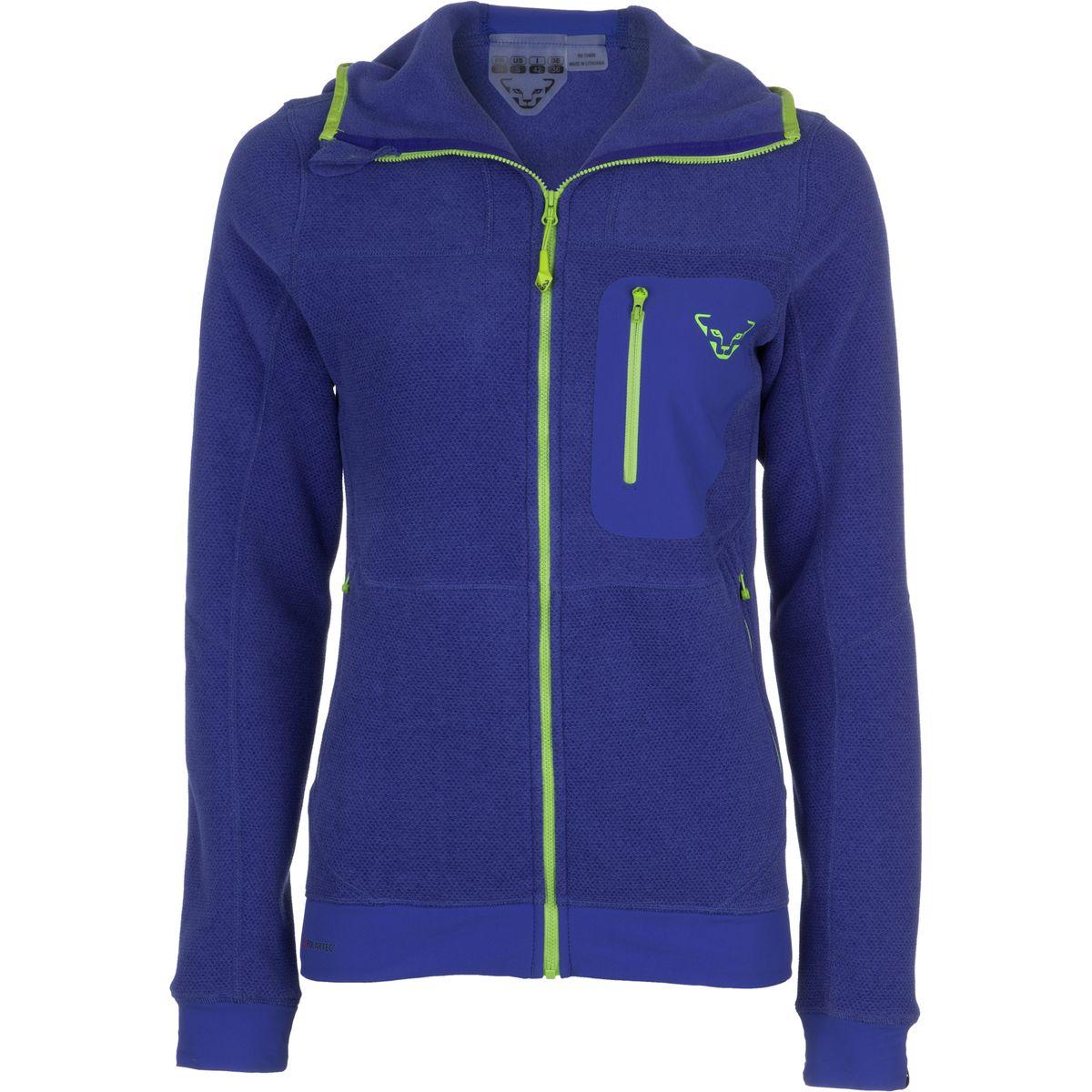 Dynafit Mera PTC Hooded Fleece Jacket - Women