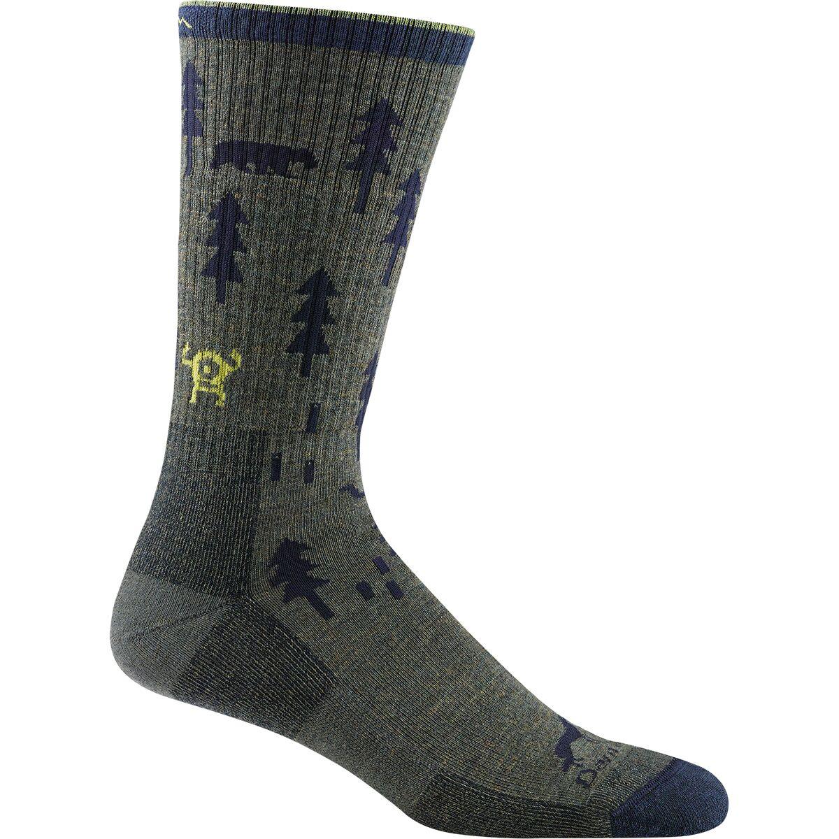 ABC Boot Cushion Sock - Men