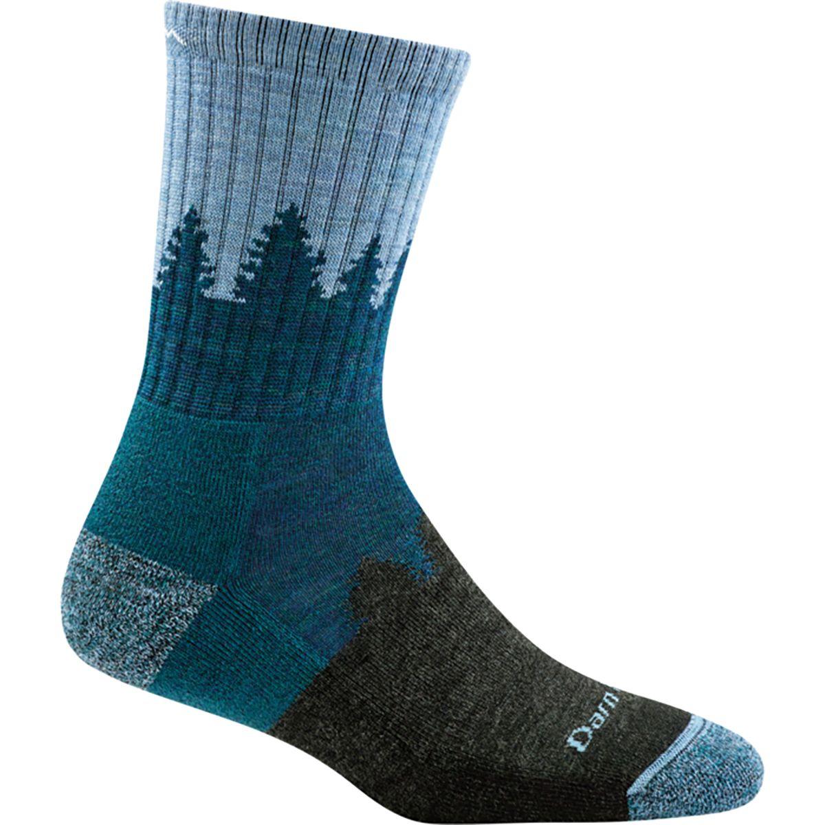 Treeline Micro Crew Cushion Sock - Women