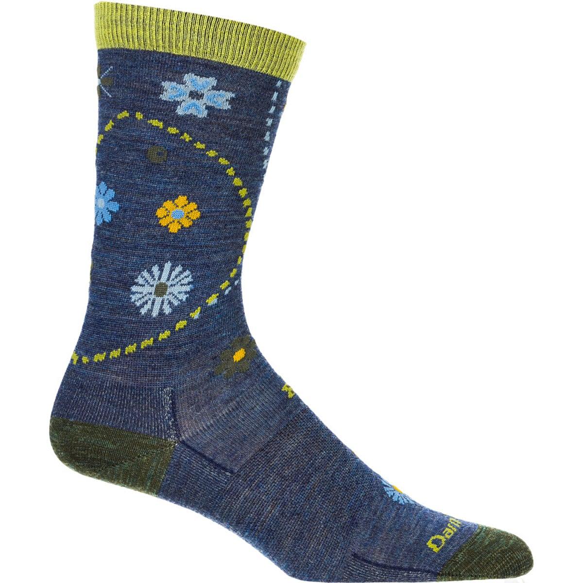 Spring Garden Crew Light Sock - Women
