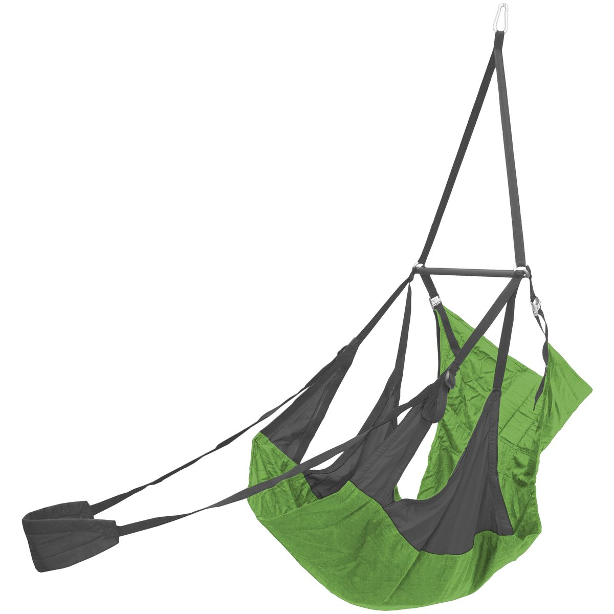 Eagles Nest Outfitters Air Pod Hanging Chair Charcoal Lime One Size