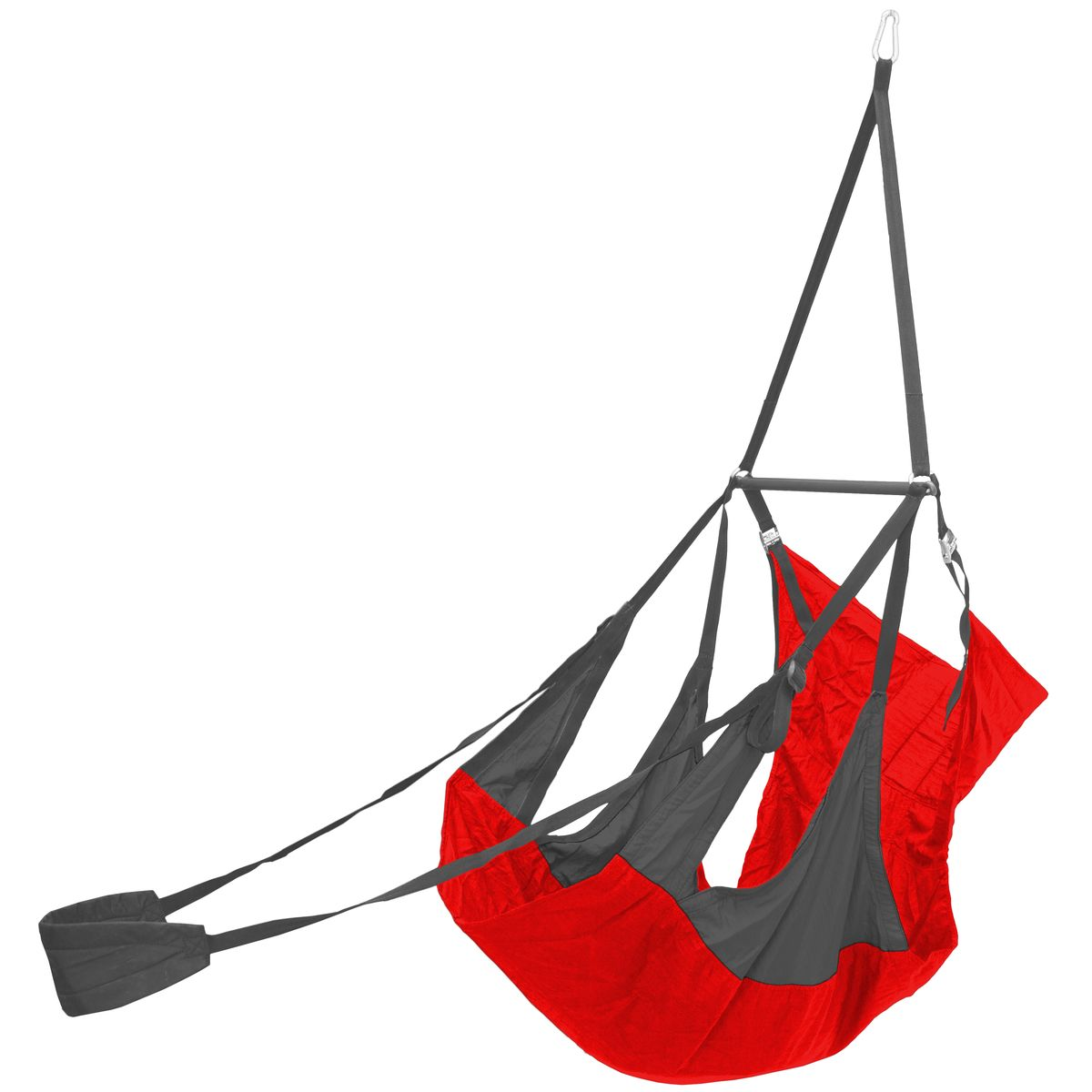 Eagles Nest Outfitters Air Pod Hanging Chair Red Charcoal One Size