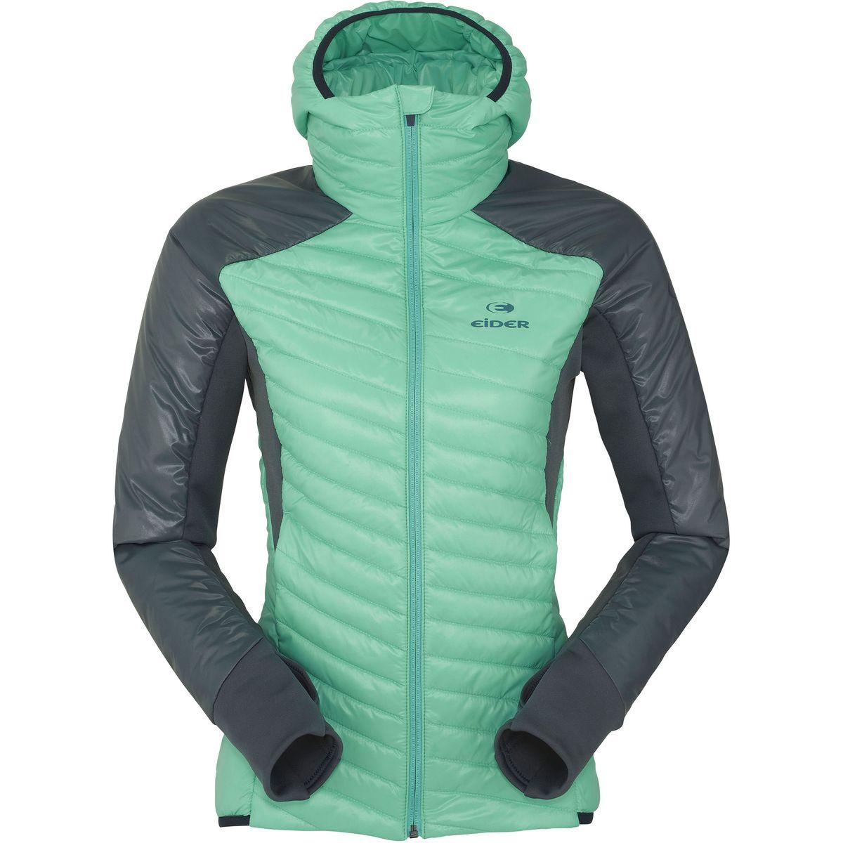 Eider Valdez Insulated Hooded Jacket - Women