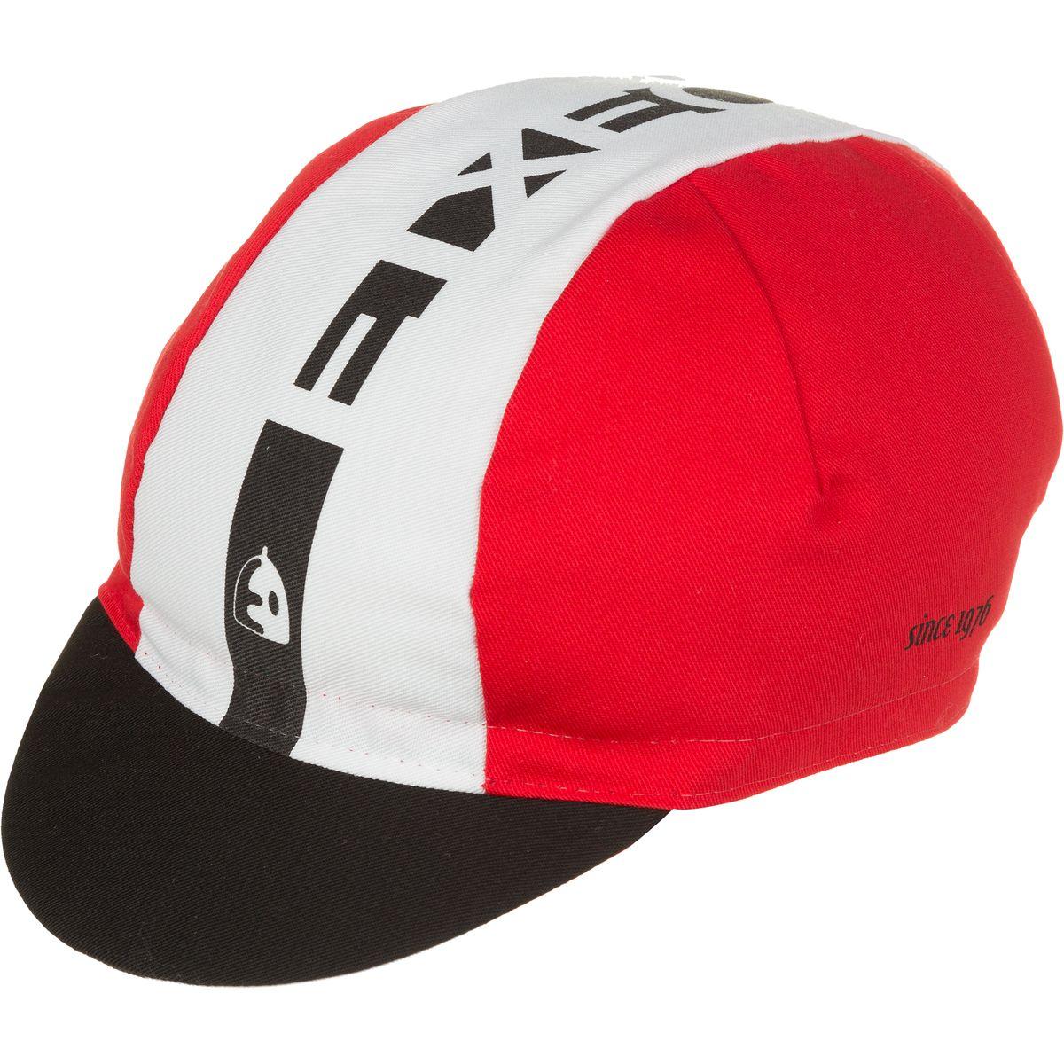 fcb7c4db381a0 Etxeondo 1976 Cap Red White Black One Size