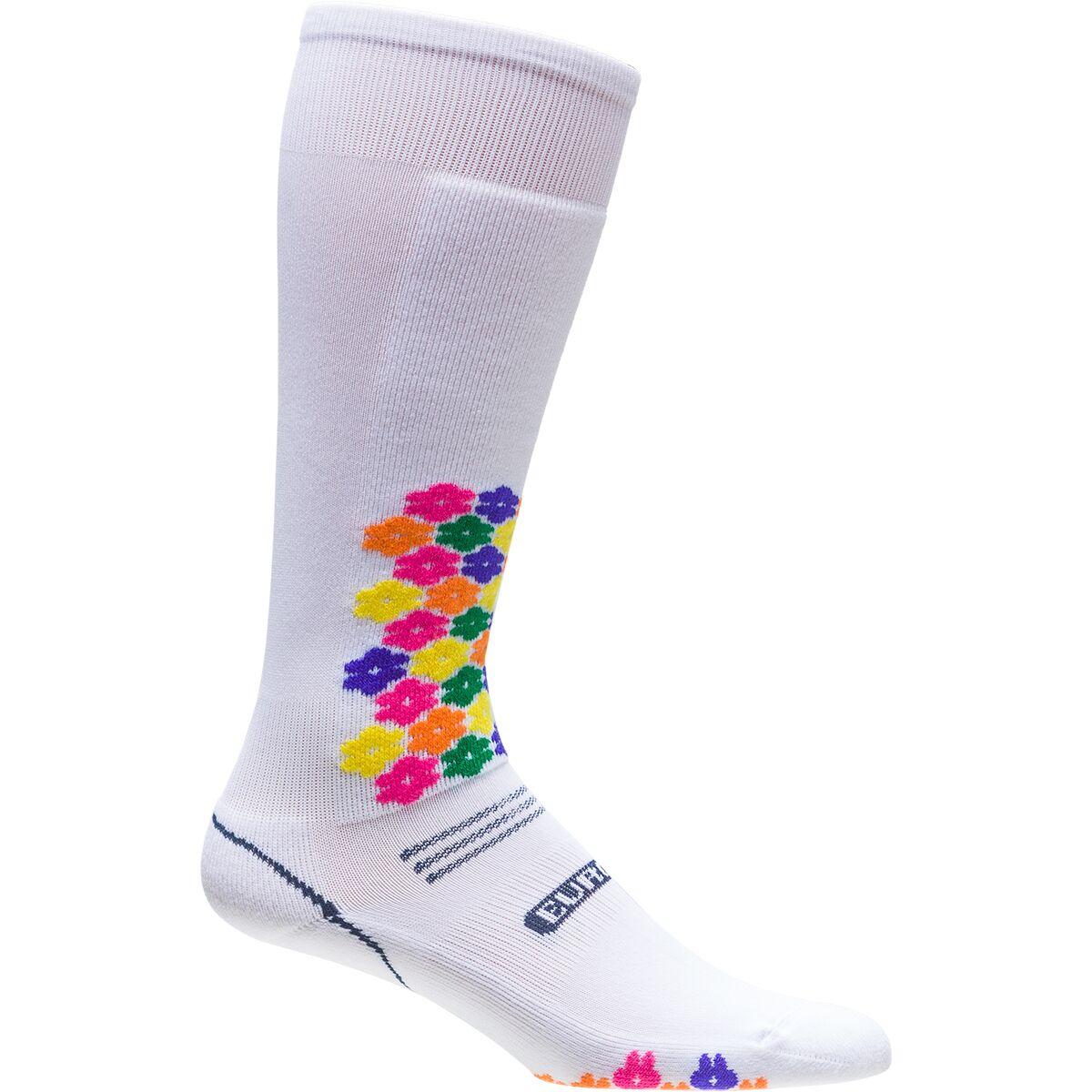 Snowdrop Silver Ski Socks - Women