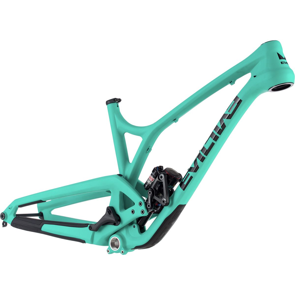 Evil Bikes The Calling Mountain Bike Frame - 2017 Angry Dolphin Blue, L