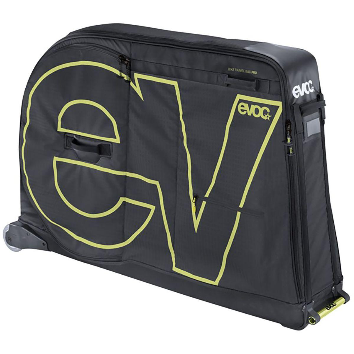 Evoc Bike Travel Bag Pro Black 280L