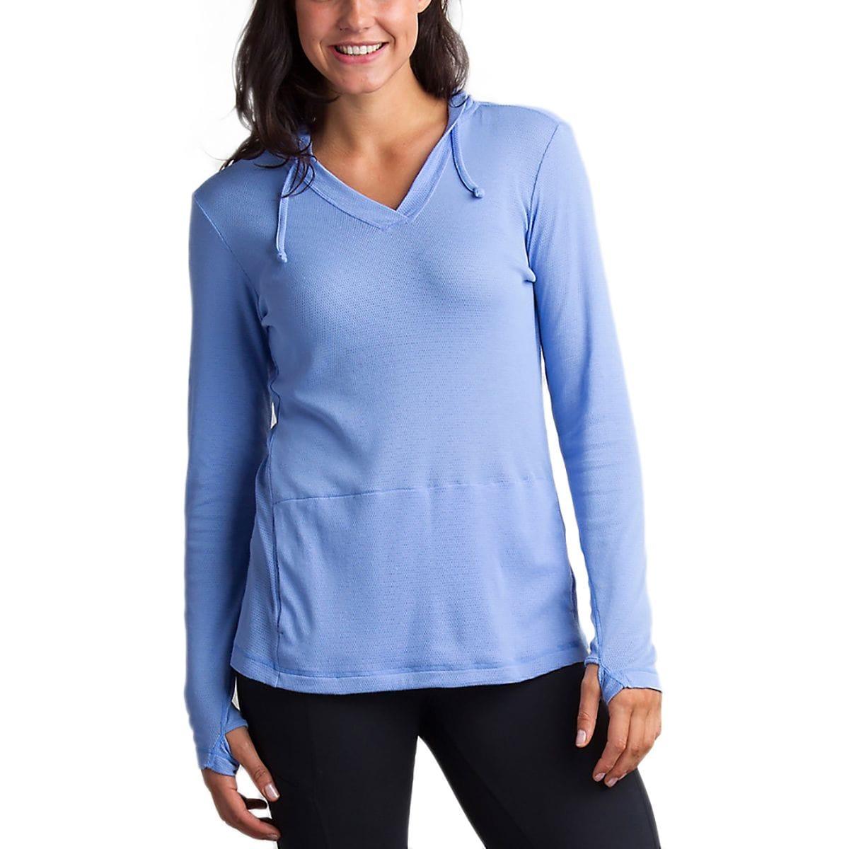 ExOfficio BugsAway Lumen Pullover Hooded Shirt - Women