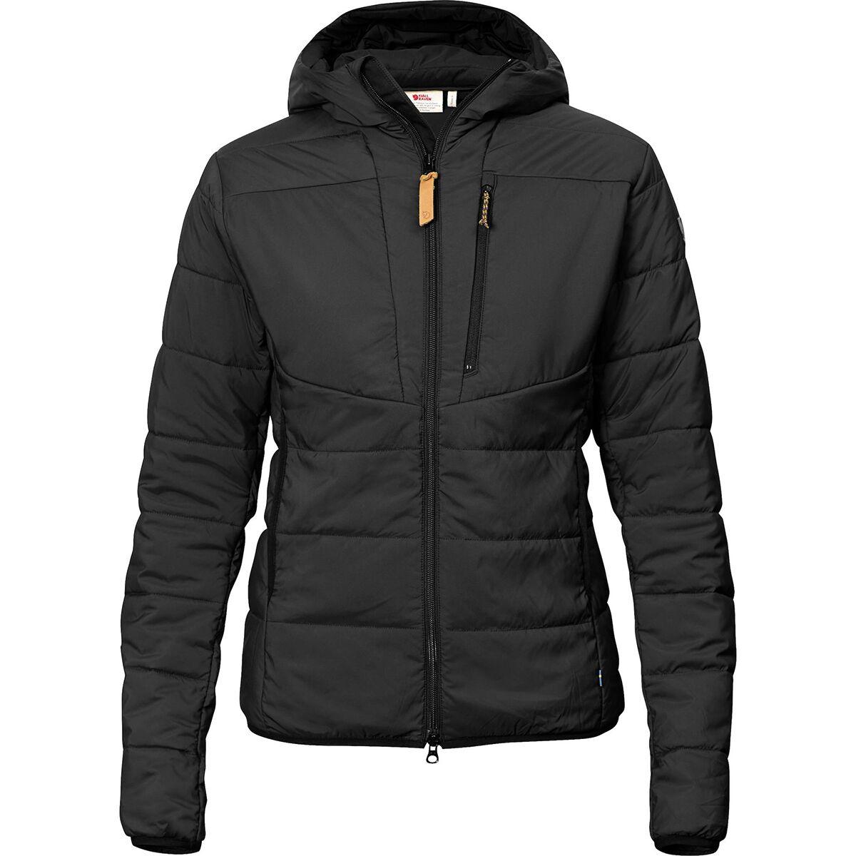 Fjallraven Keb Loft Insulated Hooded Jacket - Women