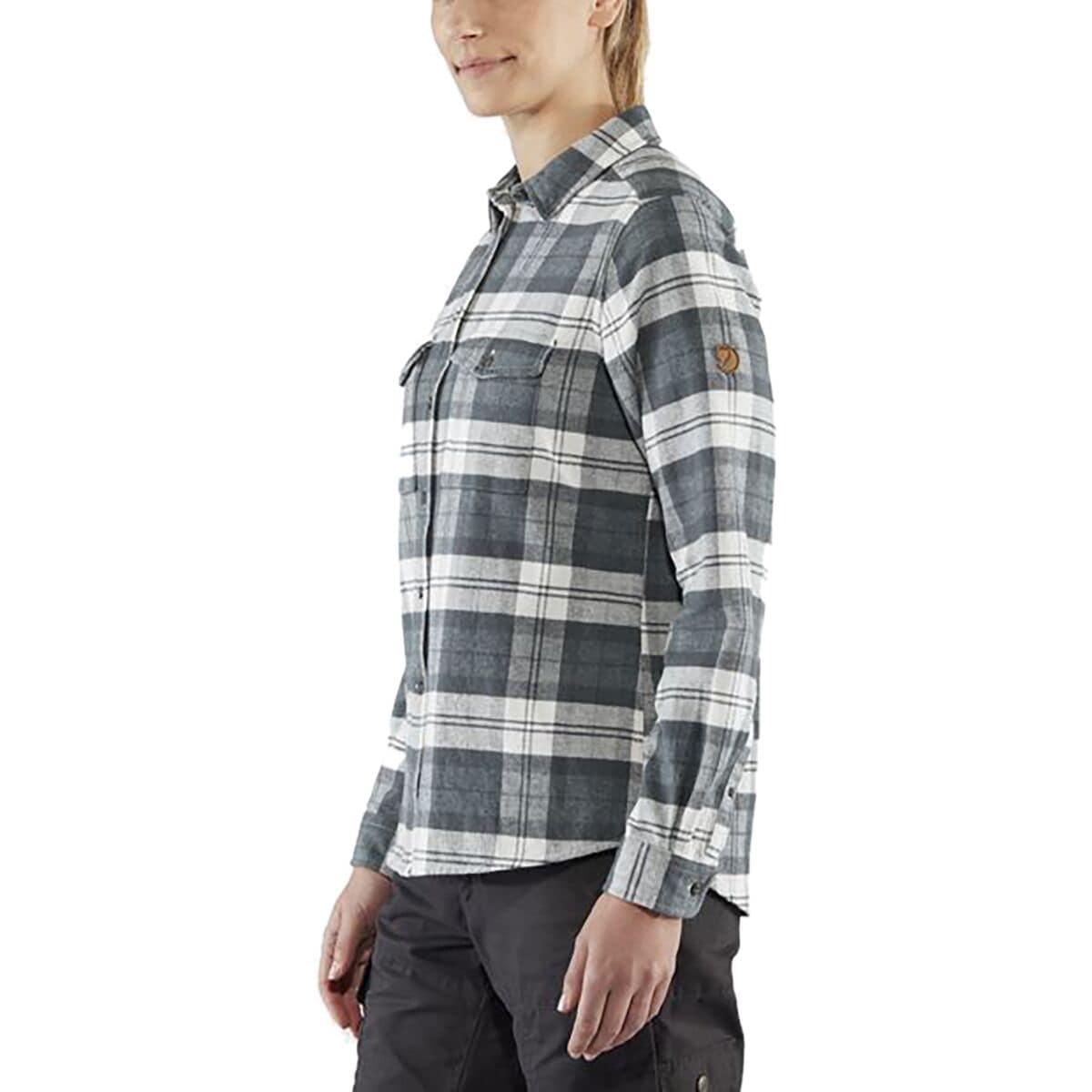 Ovik Heavy Flannel Shirt - Women