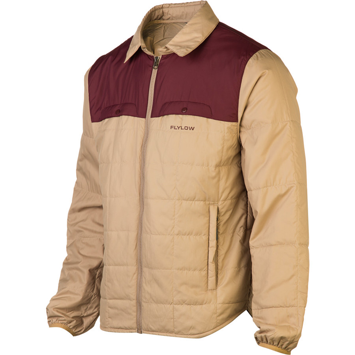 photo: Flylow Gear Swindler synthetic insulated jacket