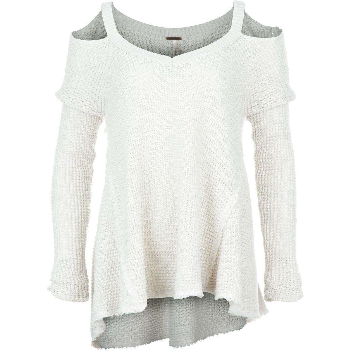 Free People Moonshine V-Neck Sweater - Women