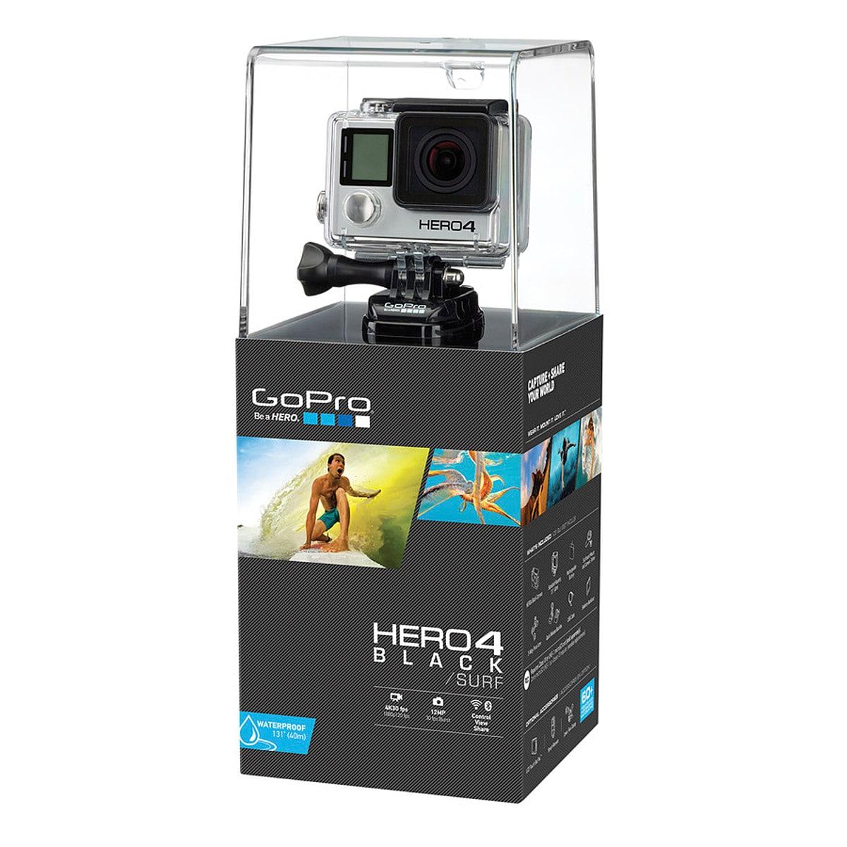 GoPro HERO4 Black Edition - Surf