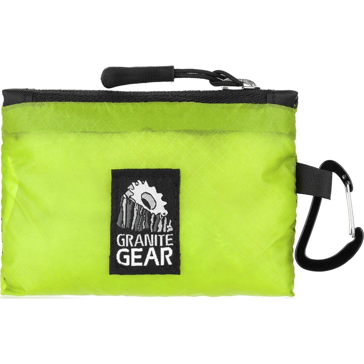 Granite Gear Air Style Hiker Wallet Lemon-lime, One Size