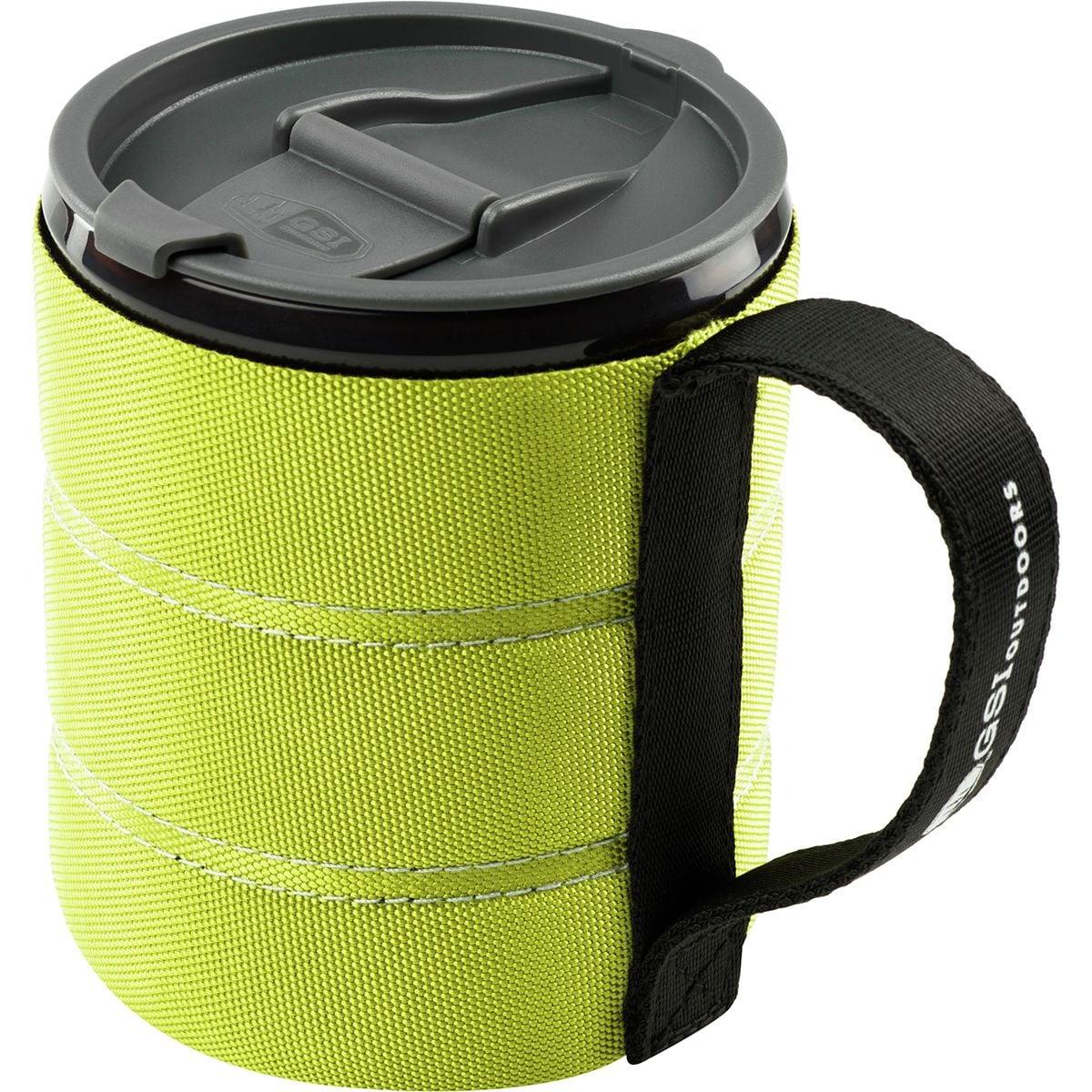 GSI Outdoors Infinity Backpacker Mug Green, One Size