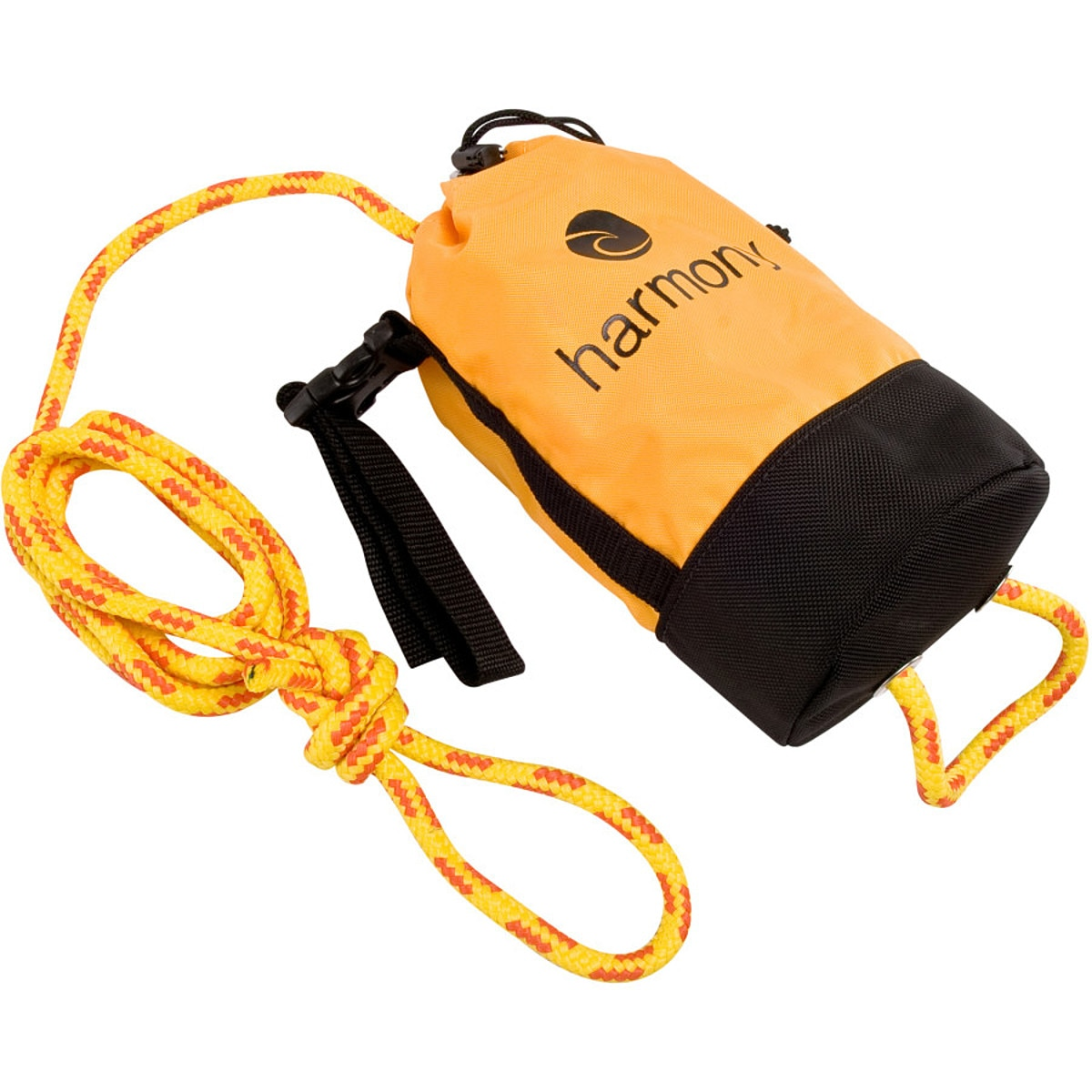 Harmony 50 Foot Rescue Throw Bag Yellow One Size