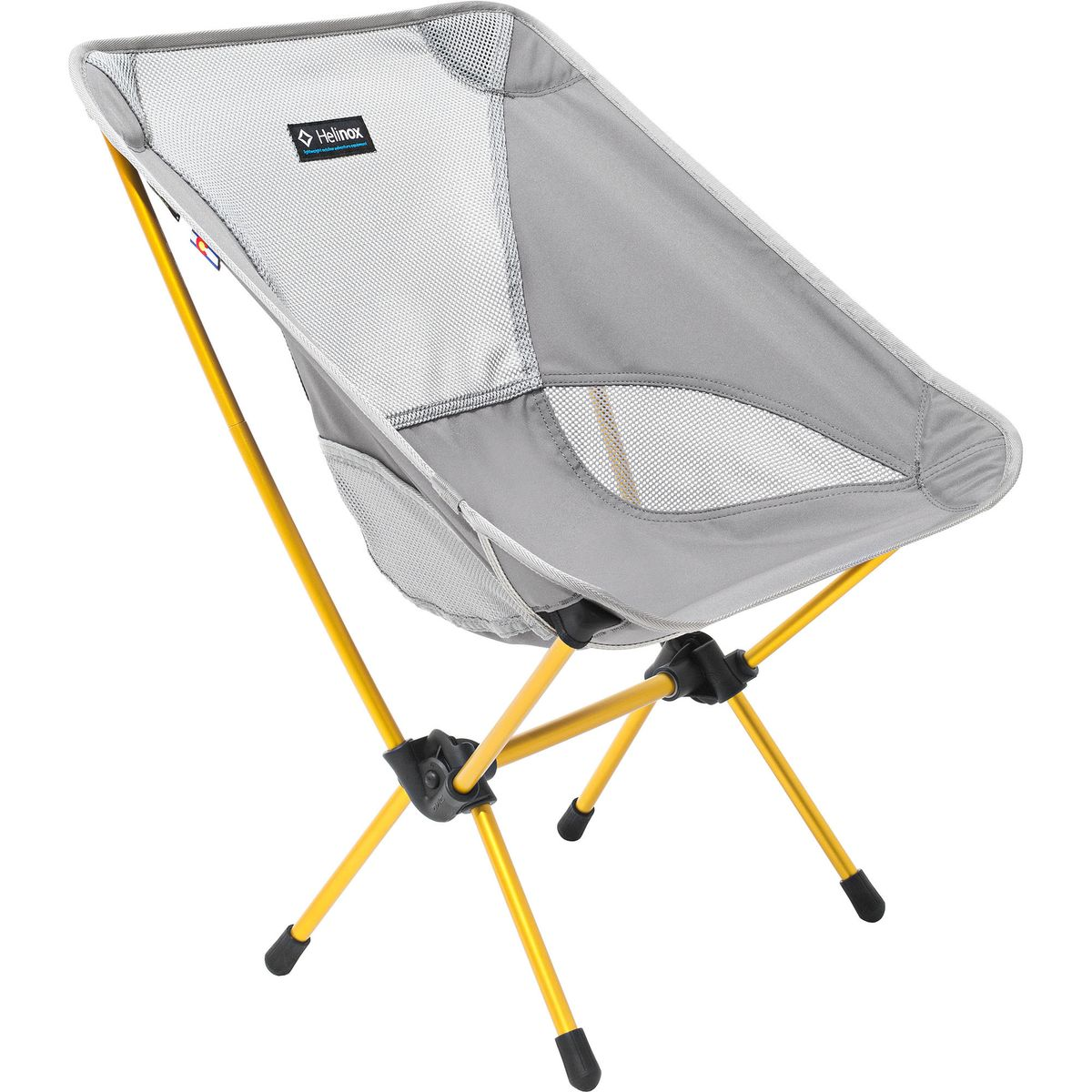 Helinox Chair One Camp Chair Cloudburst Grey One Size