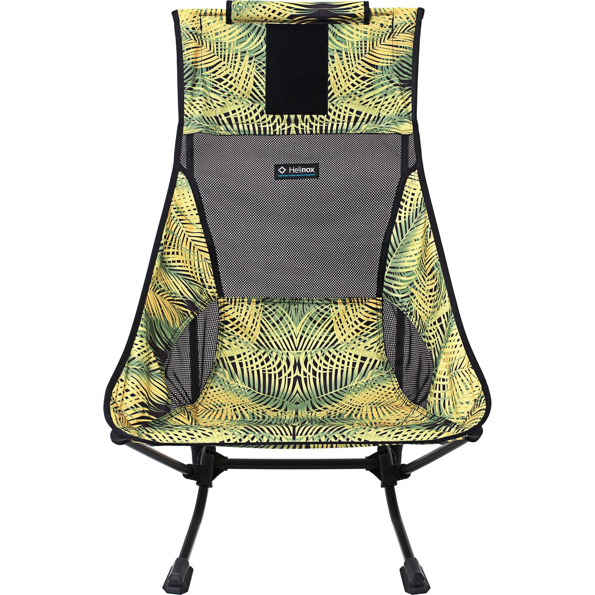 Helinox Beach Chair Palm Leaves One Size