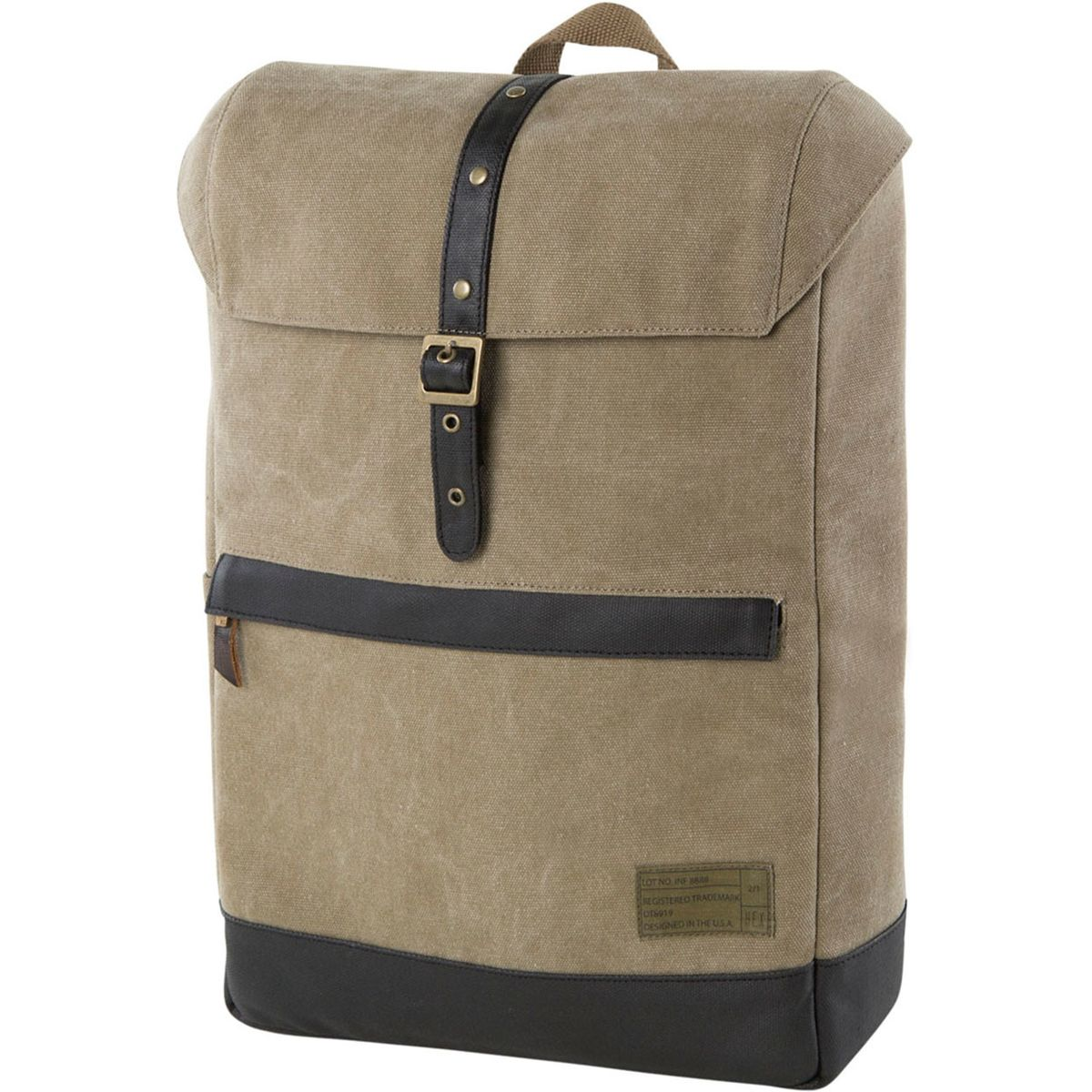 Hex Alliance Laptop Backpack Infinity Khaki One Size