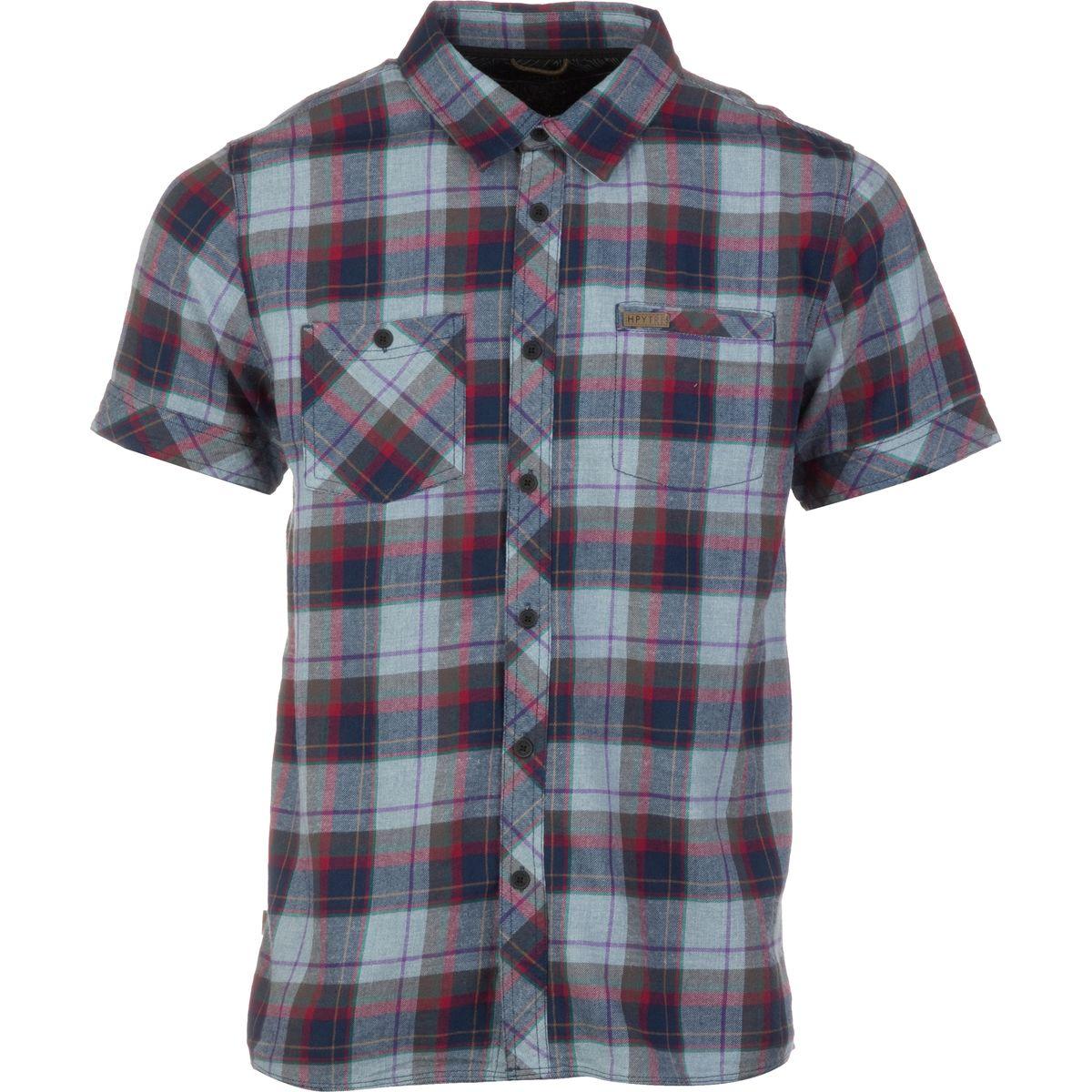 Shop bestselling Men's shirts at Vans including Long & Short Sleeve Button Down, Stripe, Plaid, Floral, Paisley Print & More. Shop Shirts at Vans!