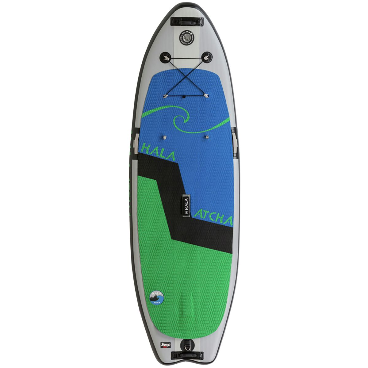 Hala Atcha Stand Up Paddleboard One Color 9ft 6in