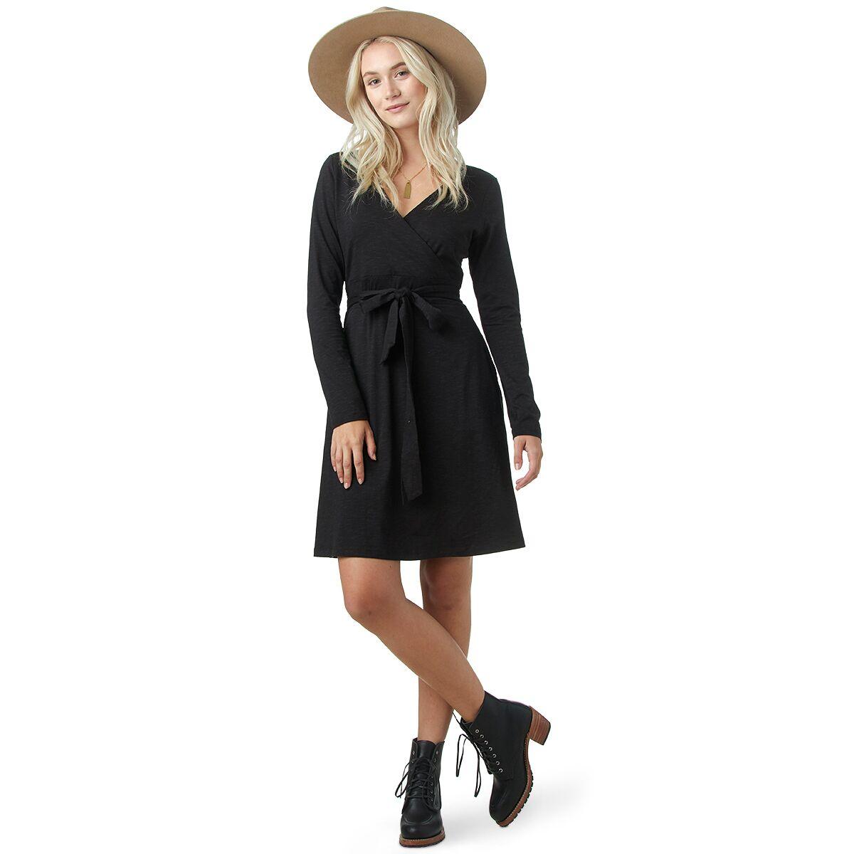 Cue Wrap Dress - Women