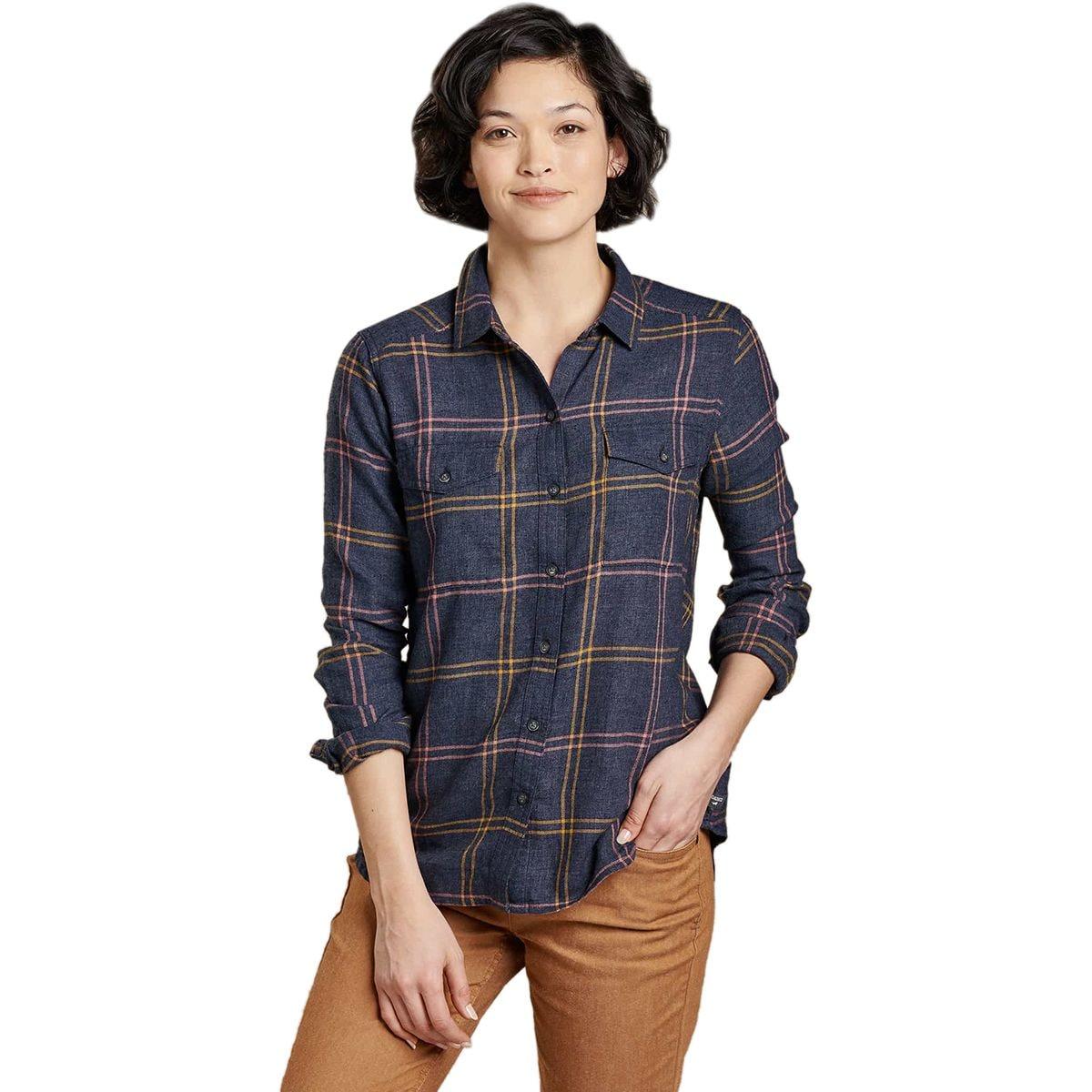 Re-Form Flannel Shirt - Women