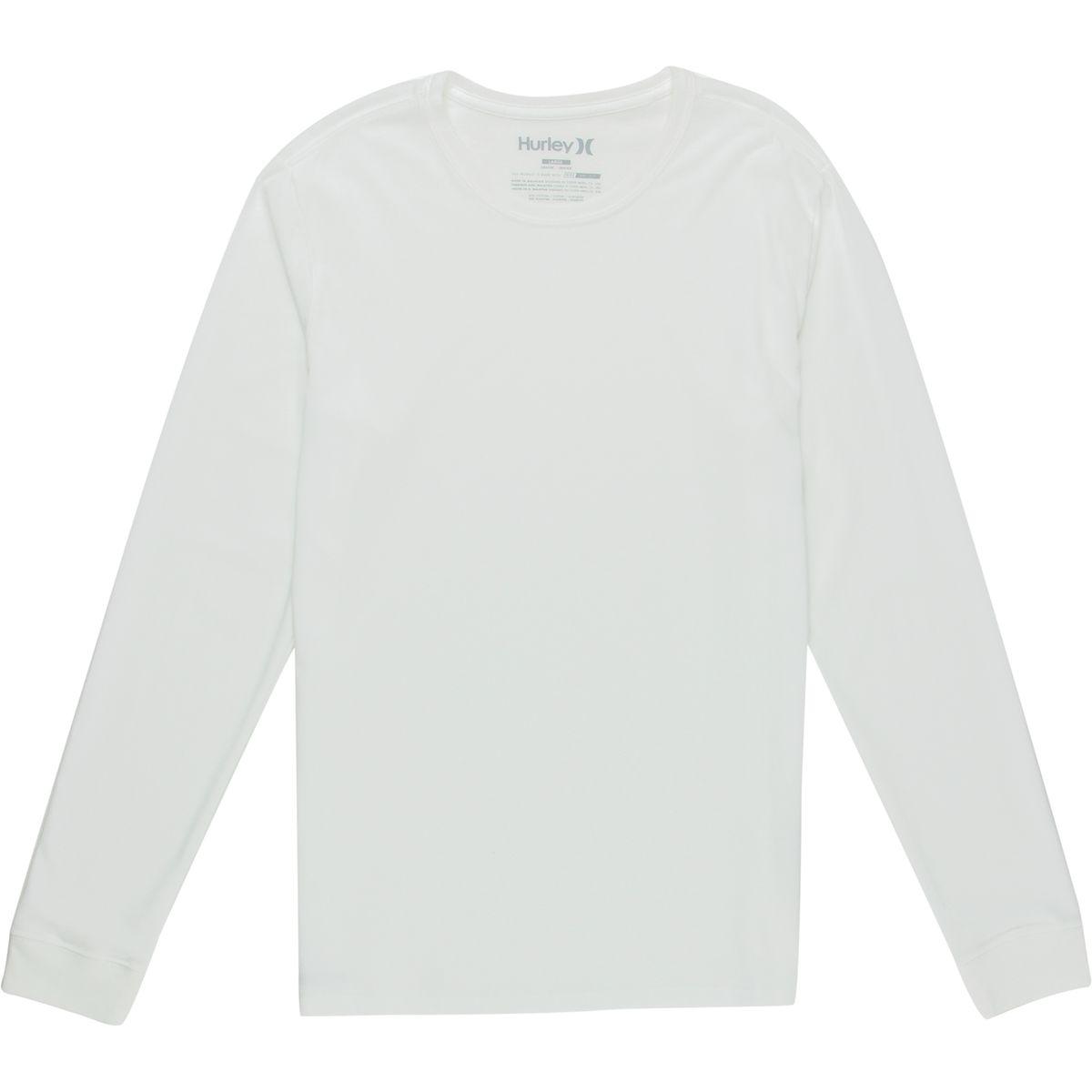 Hurley Staple Dri-Fit Premium T-Shirt - Long-Sleeve - Men
