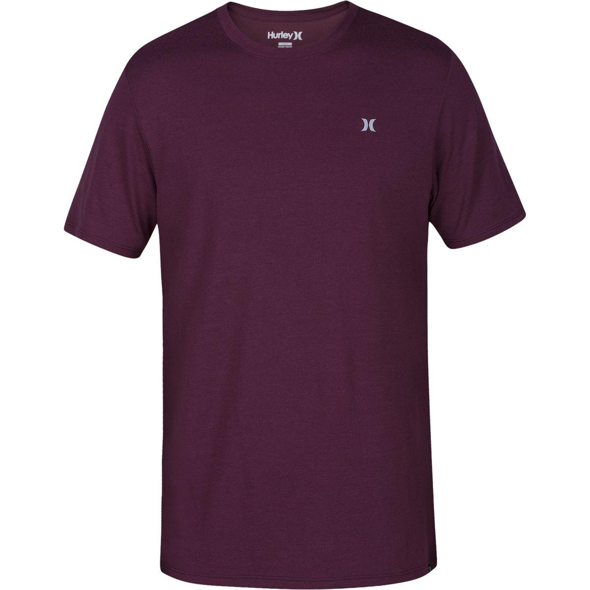 Hurley Icon Dri-Blend Premium T-Shirt - Short-Sleeve - Men