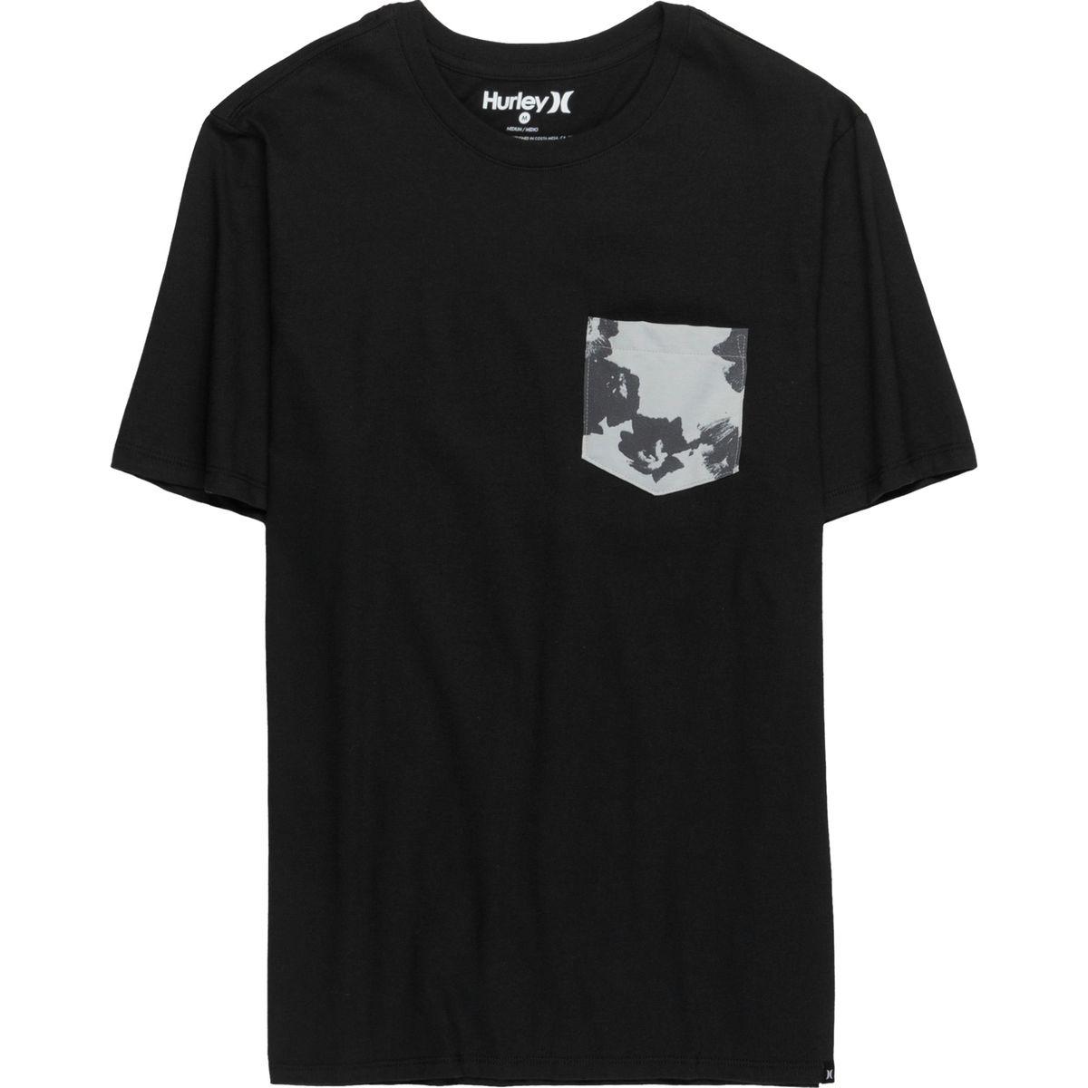 Hurley Swarm Pocket Short-Sleeve T-Shirt - Men